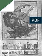 LudendorffMathilde DerUngesuehnteFrevelAnLutherLessingUndSchillerImDiensteDesAllmaechtigenBaumeistersAllerWelten1936216S.scanFraktur Text