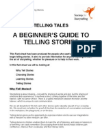 Beginners Guide to Storytelling
