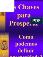 As Chaves Para Prosperar