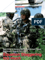 Czech Armed Forces Review 1-2012