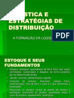 Logística e Estratégia de Distribuição