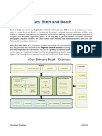 Egov Birth and Death-collateral