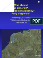 090429 Veerman Early Diagnosis Malignancy