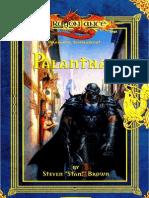 D&D - 3.5E - Dragonlance - Palanthas