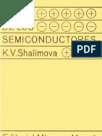 Física De Los Semiconductores -Shalimova