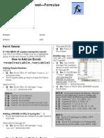 054 - Formulas
