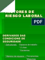 FACTORES DE RIESGO LABORAL.
