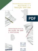 Caderno de Resumos Nietzsche e Kant