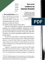 françois truffaut - uma certa tendência do cinema francês