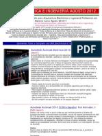 CAD,Electrónica e Ingenieria 2012