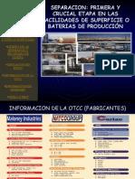 Separacion y Facilidades de Produccion1