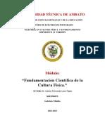 UNIVERSIDAD TÉCNICA DE AMBATO ALTO RENDIMIENTO