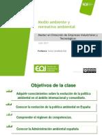 1.2011medio Ambiente y Normativa Ambiental
