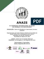 ANAIS 4 CISCA - 27.08.2012