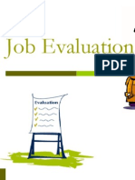 134605053 Job Evaluation