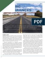 Keeping Up Appearances-Municipal Road Maintenance