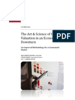 HVS - Art Science of Hotel Valuation in an Economic Downturn[1]