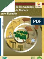 Cadenas Productivas de Madera en El Ecuador