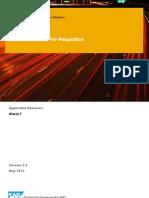 96115803 Afaria Technical Pre Requisites PDF