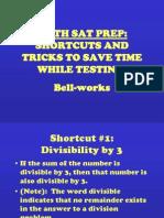 Math Sat Prep