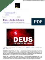 Deus e o destino do homem _ Portal da Teologia.pdf