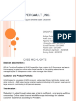 G.W.pergault ,Inc Group 3