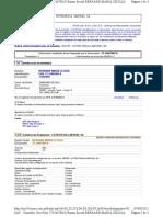 SAC - Consulta Doc-Cuit27318678028 Razón SocialBERNARD MARIA CECILIA