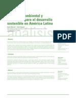 Educación ambiental y educacion para el desarrollo sostenible