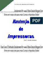 Curso Manutenção de Impressoras