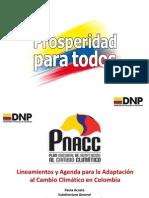 Lanzamiento PNACC - DNP Def