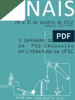 ANAIS_II SEMINÁRIO PPGL_2012-1