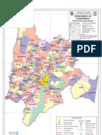 Mapa Cundinamarca