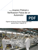Verificacion de Automotores 44