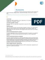 Terms Acronyms Tcm