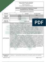 2. Diseño Tecnologo en Procesamiento de Alimentos 921321