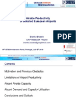 Branko Bubalo - Airside Productivity of Selected European Airports - Porto 2010