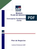 Plan de Negocios.conceptos Fundamentales