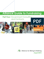 Alliance Guide to Fundraising