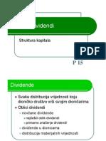 P15 Politika Dividendi