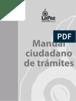 Manual Tramites