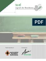 PGIRS - Subsector Instituciones Educativas