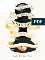 The Great & Calamitous Tale of Johan Thoms by Ian Thornton - preview excerpt