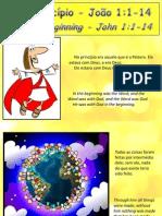 No Princípio - In the Beginning