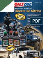 AMSOIL español Retal Catálogo de Productos - Amsoil Spanish Catalog