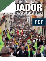 Ecuador, 30 de Septiembre Del 2010. El Triunfo Sobre Los Golpistas
