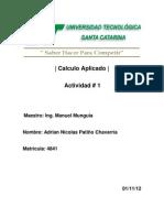 Calculo Aplicado1