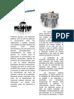 Importancia d Las Relaciones Publicas Mercadotecnia 7mo Semestre
