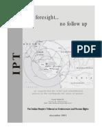 110890358 Gujarat Earthquake Indian Peoples Tribunal Report