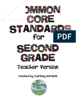 common core standards for 2nd grade