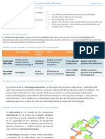 Informe 3- Pensamiento Tecnológico y Teoría de la Educación - Marina Pindar